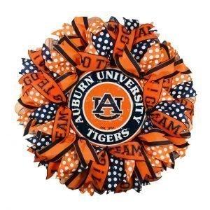 Auburn Tigers Wreath