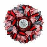Firefighter Wreath