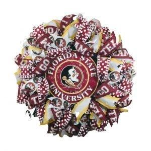FSU Wreath