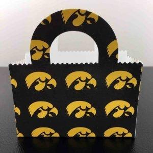 Iowa Hawkeyes Treat Bag
