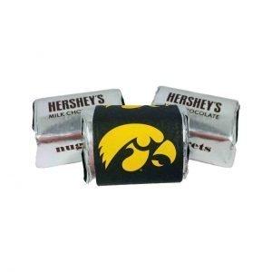 Iowa Hawkeyes Candy