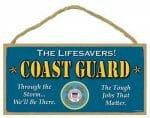Coast Guard Sign