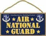 Air National Guard Sign