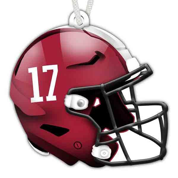 Alabama Helmet Ornament