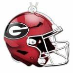 Georgia Bulldogs Helmet Ornament