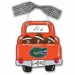 Florida Gators Truck Ornament