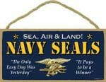 US Navy Seals Sign