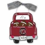 Gamecocks Truck Ornament