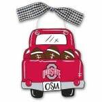 Ohio State Truck Ornament