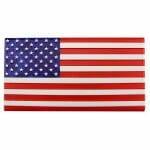 American Flag Sign