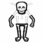 Skeleton Wreath Attachment Kit