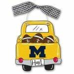 Michigan Truck Ornament